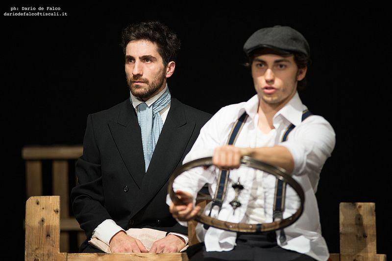 In ogni caso nessun rimorso - stagione 2017-2018 - Teatro San Teodoro Cantù Como